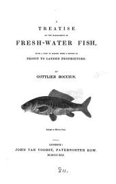 A treatise on the management of fresh-water fish
