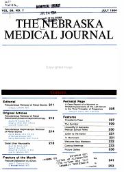 The Nebraska Medical Journal PDF