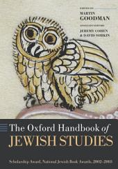 The Oxford Handbook of Jewish Studies