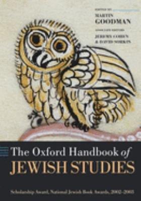 The Oxford Handbook of Jewish Studies PDF