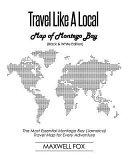 Travel Like a Local - Map of Montego Bay (Black and White Edition): The Most Essential Montego Bay (Jamaica) Travel Map for Every Adventure