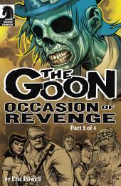 The Goon: Occasion of Revenge #2