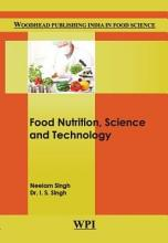 Food Nutrition  Science and Technology PDF