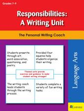 Responsibilities: A Writing Unit: The Personal Writing Coach