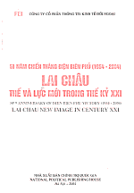 Lai Chau, new image in century XXI