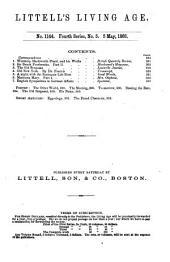 Littell's Living Age: Volume 89