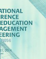 International Conference on Social  Education and Management Engineering PDF