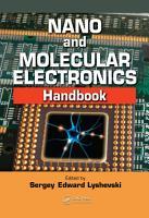 Nano and Molecular Electronics Handbook PDF