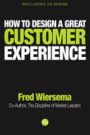 How Wto Design a Great Customer Experience