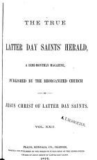 The True Latter Day Saints  Herald PDF