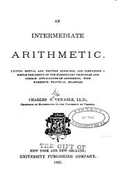 An Intermediate Arithmetic: Uniting Mental and Written Exercises