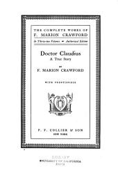 The Complete Works of F. Marion Crawford: Volume 2