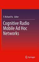 Cognitive Radio Mobile Ad Hoc Networks PDF