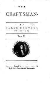 The Craftsman: Volume 5
