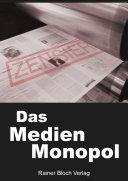 Das Medien Monopol PDF