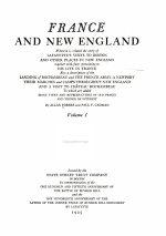 France and New England