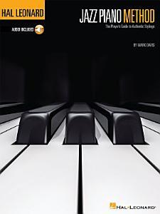 Hal Leonard Jazz Piano Method Book