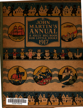 John Martin's annual: a jolly big book for little folks