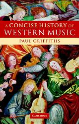 A Concise History Of Western Music Book PDF