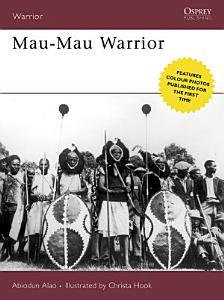Mau Mau Warrior Book