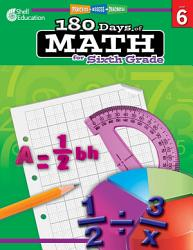 180 Days Of Math For Sixth Grade Book PDF
