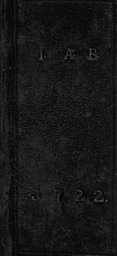 Geist-reiches Gesangbuch: Den Kern Alter und Neuer Lieder, Wie auch die Noten der unbekannten Melodeyen Und dazu gehörige nützliche Register in sich haltend