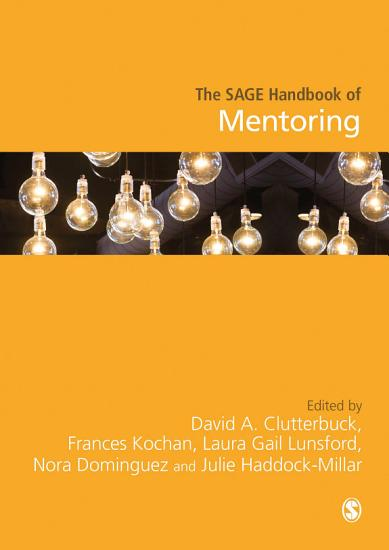 The SAGE Handbook of Mentoring PDF