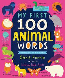 My First 100 Animal Words Book PDF