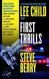 First Thrills: Volume 4: Short Stories, Volume 4