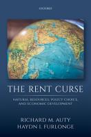 The Rent Curse PDF