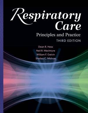 Respiratory Care  Principles and Practice PDF