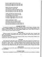 A Teaching Guide for Suzanne Tate s Nature Series PDF