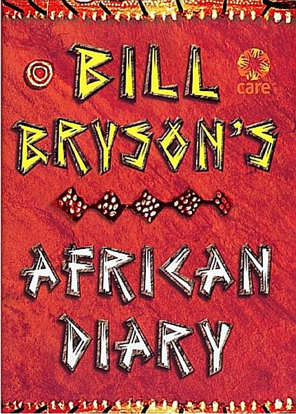 Download Bill Bryson s African Diary Book