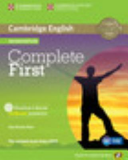 Complete First (FCE) (2nd ed.) Student's Book without Answers with CD-ROM