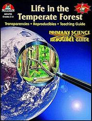 Life in the Temperate Forest PDF