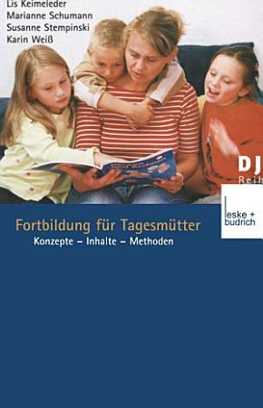 Fortbildung f  r Tagesm  tter PDF