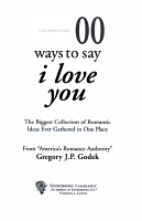 10 000 Ways to Say I Love You PDF