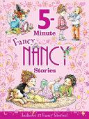 Fancy Nancy  5 Minute Fancy Nancy Stories