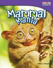 Mammal Mania: Read Along or Enhanced eBook