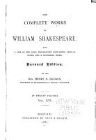 The Complete Works of William Shakespeare  Antony and Cleopatra  Troilus and Cressida PDF