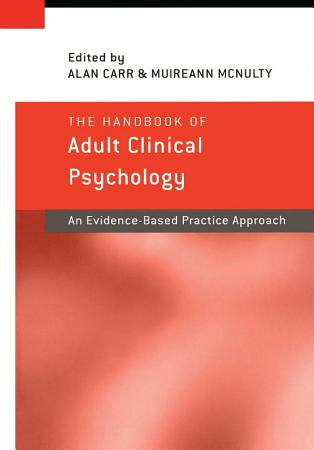 The Handbook of Adult Clinical Psychology PDF