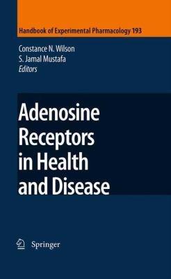 Adenosine Receptors in Health and Disease