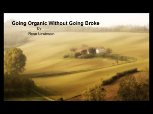 Going Organic Without Going Broke Book PDF