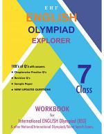 OLYMPIAD EHF ENGLISH EXPLORER CLASS- 7