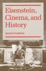 Eisenstein, Cinema, and History