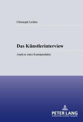Das K  nstlerinterview PDF