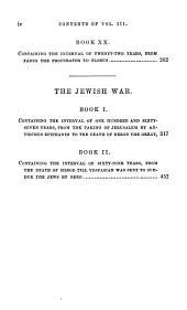 The Works of Josephus: Volume 3