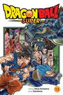 Dragon Ball Super, Vol. 13