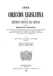 Colección legislativa de la República Oriental del Uruguay: Volumen 9,Parte 2