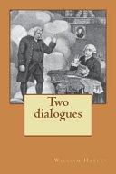 Two Dialogues PDF